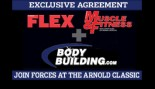 02/28/2007  WEIDER PUBLICATIONS AND BODYBUILDING.COM PARTNERING UP FOR EXCLUSIVE 2007 ARNOLD CLASSIC COVERAGE thumbnail