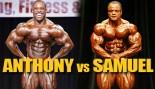 OLYMPIA DREAM MATCHUP: ANTHONY VS SAMUEL thumbnail