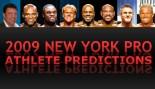2009 NEW YORK PRO: ATHLETE PREDICTIONS thumbnail