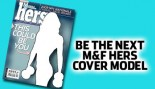 BE AN M&F HERS COVER MODEL thumbnail