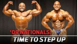 '09 NATIONALS: TIME TO STEP UP thumbnail