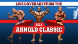 Arnold Classic 2013: Live Coverage thumbnail