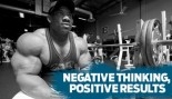 NEGATIVE THINKING, POSITIVE RESULTS thumbnail