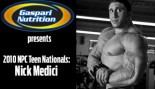 VIDEO: NICK MEDICI PREPS FOR '10 TEEN NATS thumbnail