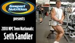 VIDEO: SETH SANDLER PREPS FOR '10 TEEN NATIONALS thumbnail