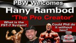 HANY RAMBOD GUESTS ON PBW thumbnail