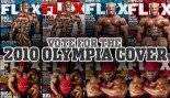 VOTE FOR THE 2010 OLYMPIA COVER! thumbnail