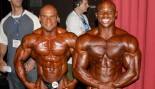 PHOTOS: BACKSTAGE & BEHIND-THE-SCENES AT THE 2010 NPC USA'S  thumbnail