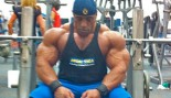 PHOTOS: DENNIS JAMES FOUR WEEKS OUT FROM THE 2010 MR. EUROPE! thumbnail