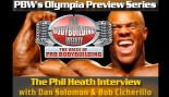 PBW OLYMPIA PREVIEW SERIES - PART II thumbnail