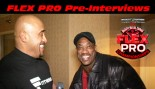 FLEX PRO Pre-Show Interviews with DJ! thumbnail