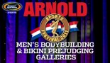 MEN'S BODYBUILDING AND BIKINI PREJUDGING GALLERIES thumbnail