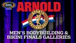 ARNOLD CLASSIC MEN'S BODYBUILDING AND BIKINI FINALS PHOTOS thumbnail
