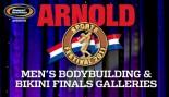 ARNOLD CLASSIC MEN'S BODYBUILDING AND BIKINI FINALS PHOTOS thumbnail
