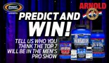 PREDICT THE 2011 ARNOLD CLASSIC thumbnail