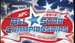 INAUGURAL 2012 NPC ALL STAR CHAMPIONSHIPS thumbnail