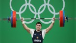 Weightlifter Suffers Horror Hyperextension During Lift at Rio Olympics thumbnail