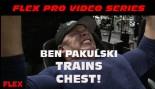 FLEX VIDEO: Ben Pakulski Trains Chest thumbnail