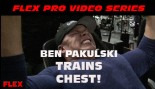 FLEX VIDEO: Ben Pakulski Trains Chest thumbnail