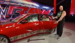 Brock Lesnar Hurls Car Door Into 'WWE Raw' Crowd thumbnail