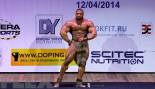 Cedric McMillan Guest Posing in Moscow  thumbnail