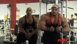 Big Ramy and Dennis James Train Chest thumbnail