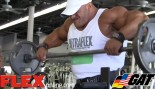 Dennis James & Big Ramy Train Shoulders thumbnail