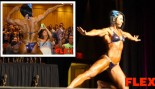 DLB Guest Posing at the Flex Lewis Classic thumbnail