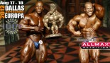 Posing Routines from Europa Supershow thumbnail