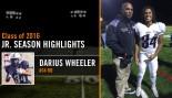 Rising Football Star, Darius Wheeler! thumbnail