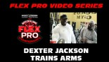 FLEX VIDEO: Dexter Jackson Trains ARMS! thumbnail