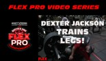 FLEX VIDEO: Dexter Jackson Trains LEGS! thumbnail