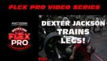 FLEX VIDEO: Dexter Jackson Trains LEGS! thumbnail