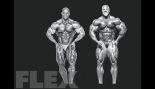 Virtual Posedown: Shawn Ray vs. Phil Heath thumbnail