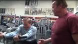 Schwarzenegger and Columbu Are Still Hungry thumbnail
