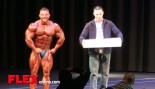 Flex Lewis Gives an Inspirational Speech On His Birthday at the 2014 NPC East Coast Championships thumbnail