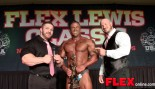 Flex Lewis Classic Overall Champ, John Sanford thumbnail
