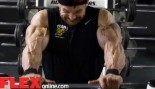 Flex Lewis Trains 2 Weeks Out from the 2014 Olympia thumbnail
