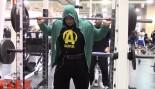 Frank McGrath Trains Legs thumbnail
