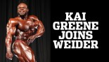 GREENE SIGNS WITH WEIDER thumbnail
