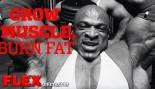 Grow Muscle, Burn Fat thumbnail