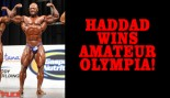 FLASH REPORT: SAMI AL HADDAD WINS AMATEUR OLYMPIA! thumbnail