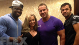 Jay Cutler Back in his Hometown, Boston, MA thumbnail