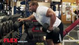4X Mr. Olympia Jay Cutler Trains Back thumbnail