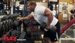 4X Mr. Olympia Jay Cutler Trains Back thumbnail