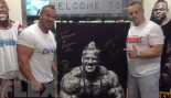 Jay Cutler at the Body Power Expo thumbnail