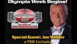 JOE WEIDER VISITS PBW thumbnail