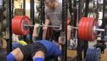 John Cena Bench Presses 487 Pounds thumbnail