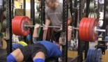 John Cena Bench Presses 487 Pounds thumbnail