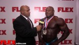 Kai Greene After a Runner-Up Finish at the 2014 Olympia thumbnail